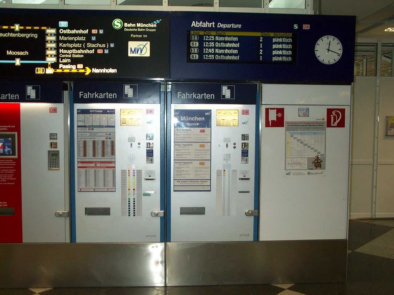 u bahn munich tickets from syracuse - photo#9